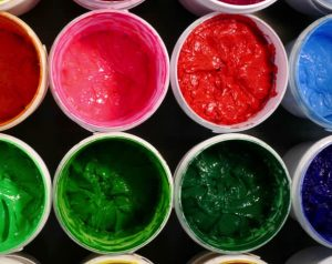 Plastisol color formula Main