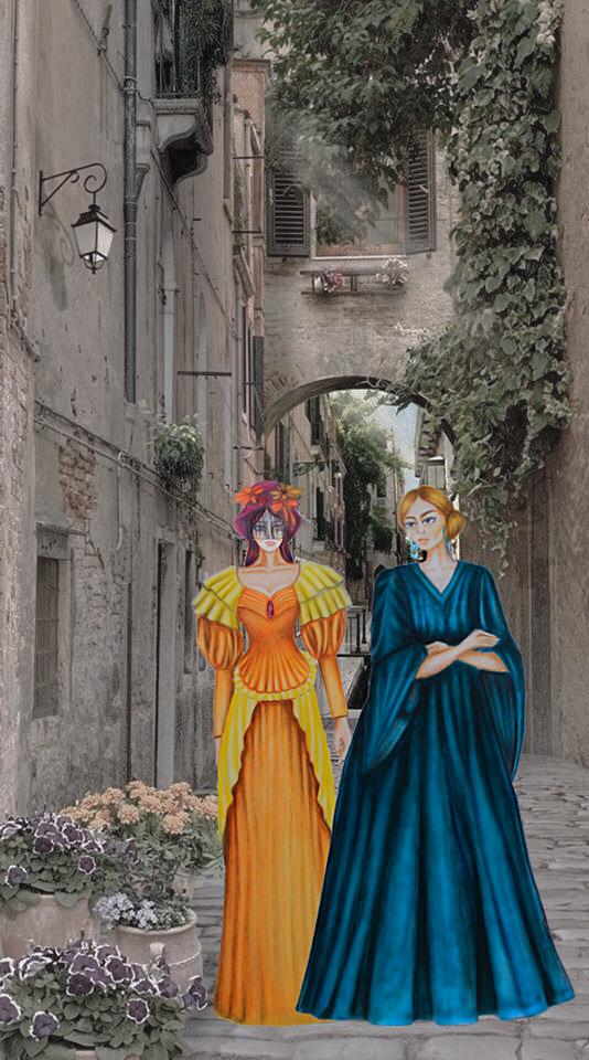 پوشاک زنان در قرن نوزدهم